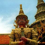 GlobAlong profite de son temps libre pour faire des excursions Thaïlande