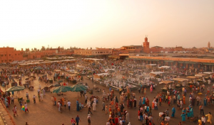 Place de Marrakech - GlobAlong