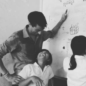 professeur et élèves - GlobAlong