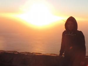 coucher de soleil en Afrique - GlobAlong