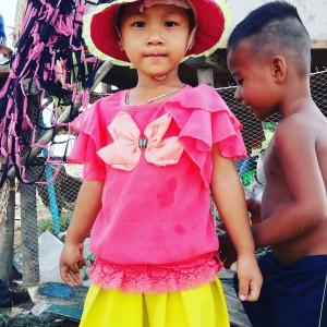 enfant cambodgien - Globalong