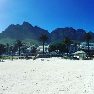 plage sud-africaine - GlobAlong