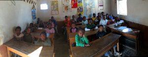 programme d'alphabétisation à Madagascar - GlobAlong
