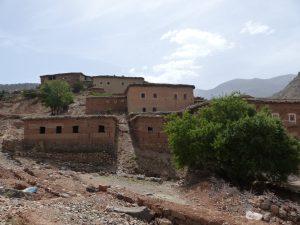 bénévolat dans un village berbère - GlobAlong