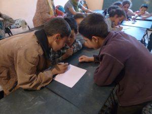 bénévolat humanitaire au Maroc - GlobAlong