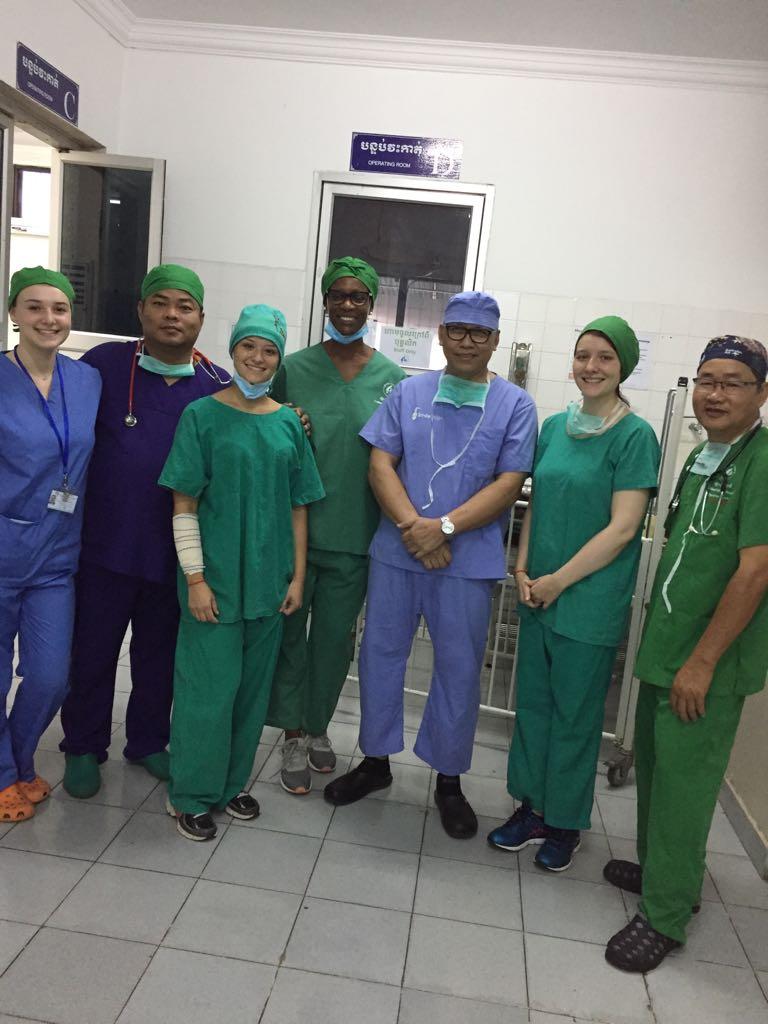 stage infirmier à l'étranger